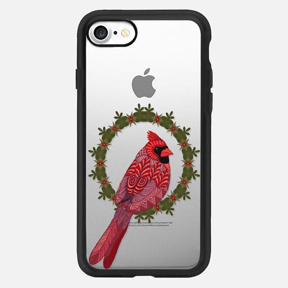 Christmas Cardinal -