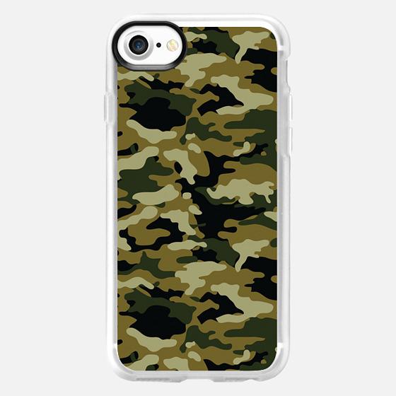 Army Camo - Wallet Case