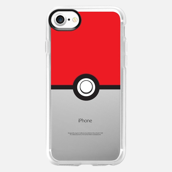 Pokeball - Wallet Case