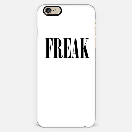 Freak iPhone Case -