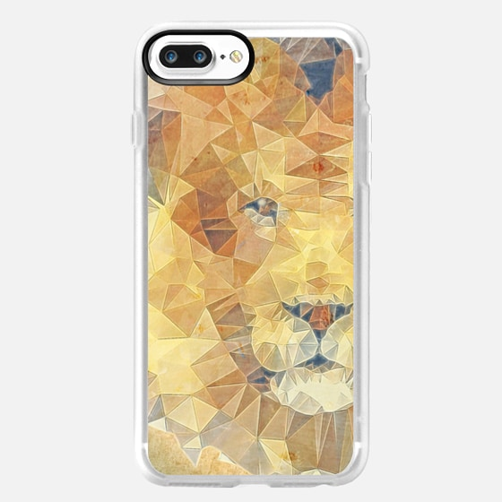 abstract lion -