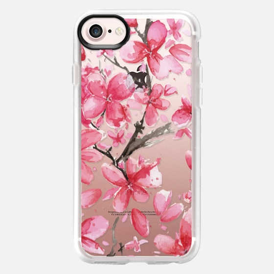 Spring Cherry Blossoms - Wallet Case
