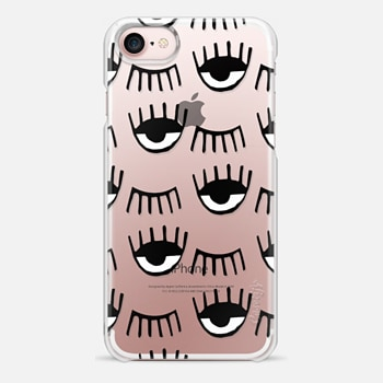 iPhone 7 Case Evil Eyes N Lashes