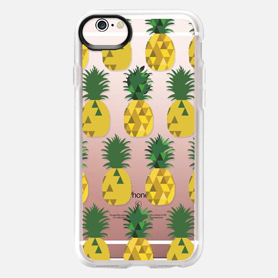 Transparent Pineapple Fruit Party