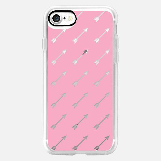 Pink Arrows -
