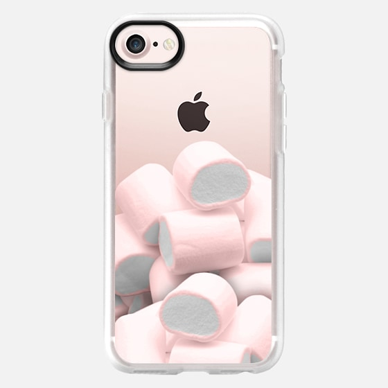 I dream on sweet pink marshmallows - Wallet Case