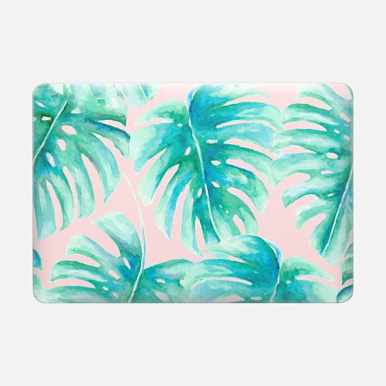 Macbook Air 13 Case - Paradise Palms Blush