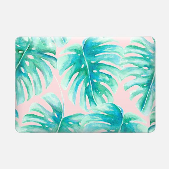 Macbook Pro 15 Case - Paradise Palms Blush