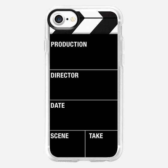 Director Clapboard -