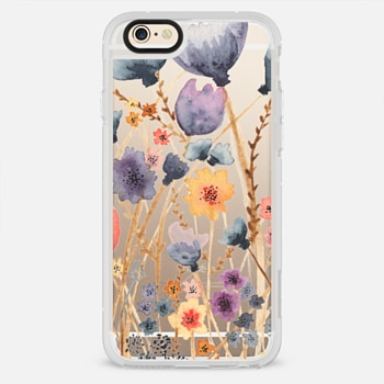 iPhone 6 Case floral field