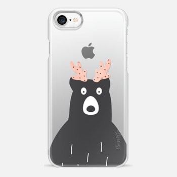 iPhone 7 Case I am a bear or a deer?