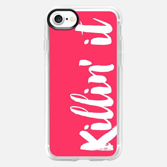 Killin it - pink - Wallet Case