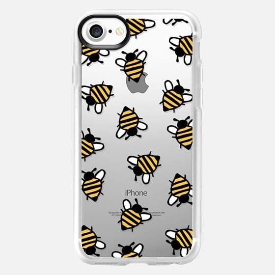 Bumble Bees - Wallet Case