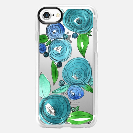 Blue Roses for Rose - Classic Grip Case