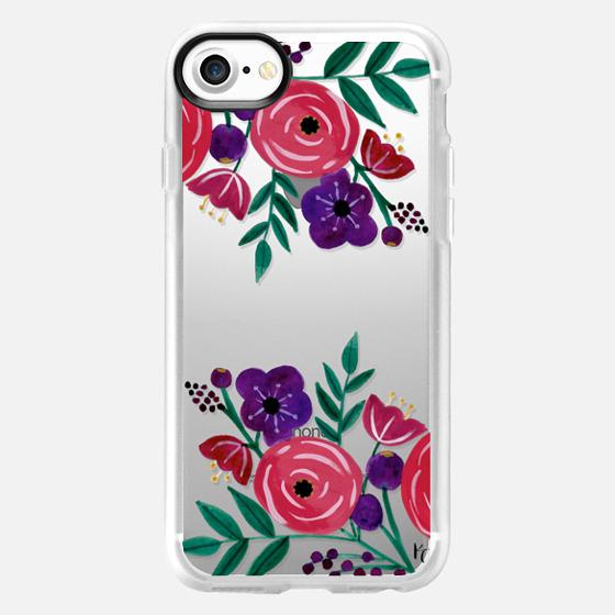 Summer Floral - Classic Grip Case