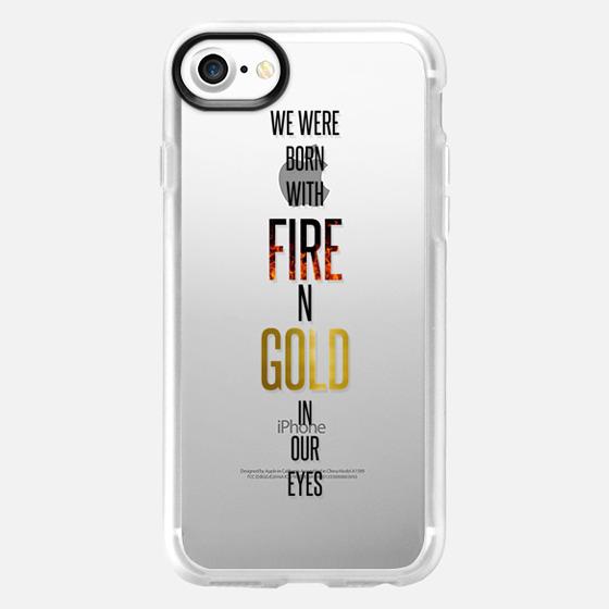 Bea Miller - Fire N Gold  - Wallet Case
