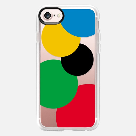 Olympics Modern Colors - Wallet Case