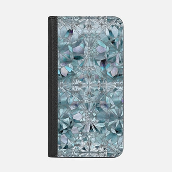 iPhone Wallet Case -  Solitaire - pool