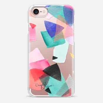 iPhone Case -  Memphis Confetti 02