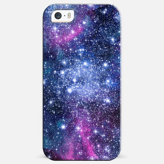 Galaxy Stars - Classic Snap Case