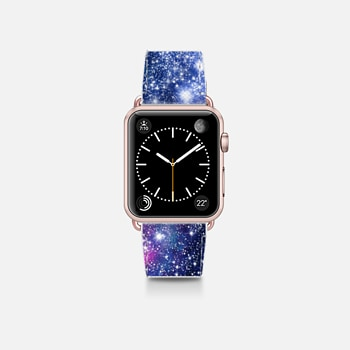 Apple Watch Band (38mm)  Galaxy Stars