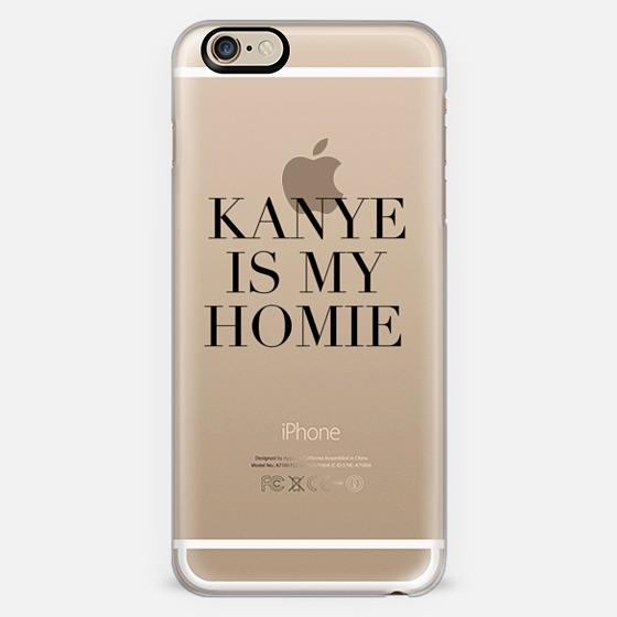 KANYE IS MY HOMIE -