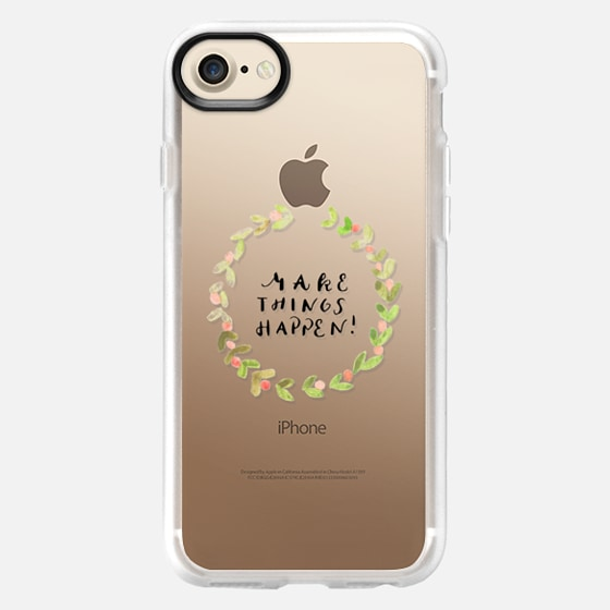 Make things happen - Wallet Case