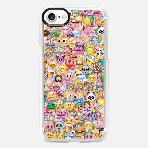 Emoji (full) - Wallet Case