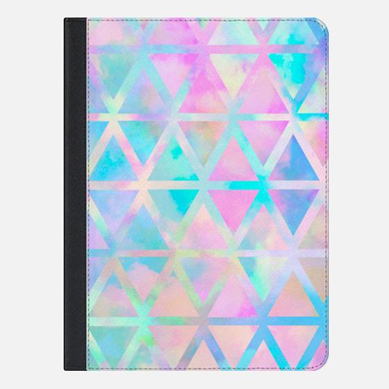 iPad Air 2 Hülle - pink aztec pastel