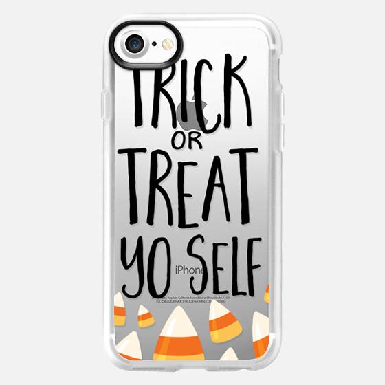 Trick Or Treat Yo Self Candy Corns - Wallet Case