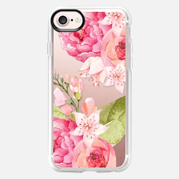 iPhone 7 Case Spring Flowers 2