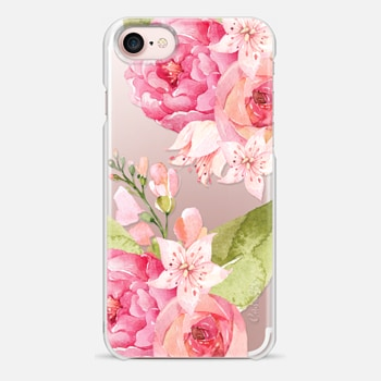 iPhone 7 ケース Spring Flowers 2