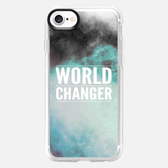 World Changer - Wallet Case