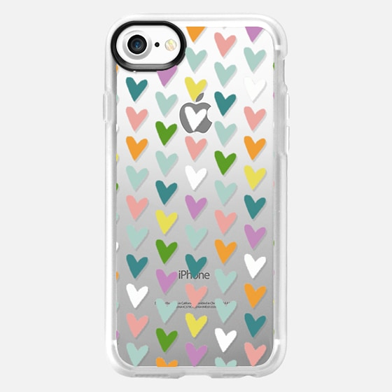 Lots of Hearts - Classic Grip Case