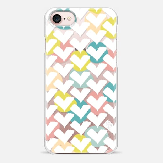Hearts for Mom 2 - Snap Case