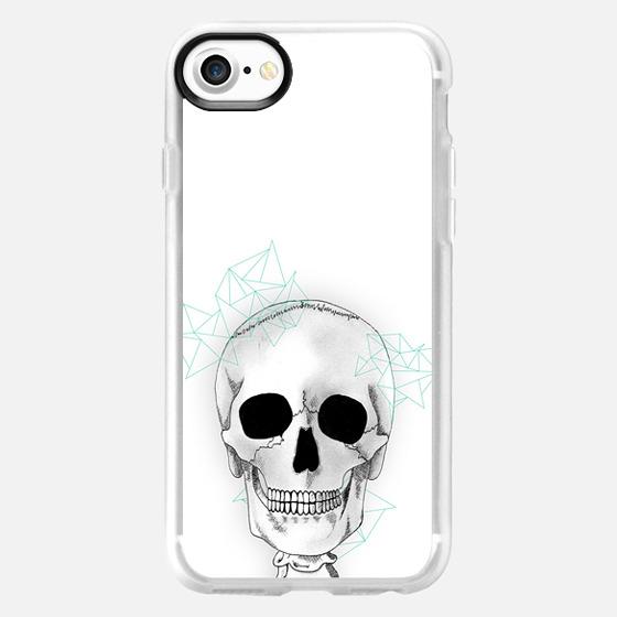 skeleton - Wallet Case