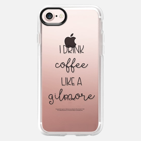 Drink Coffee like a Gilmore - Gilmore Girls - Coffee Lover - Wallet Case