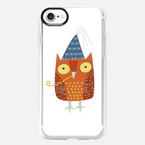 Party Owl - Classic Grip Case