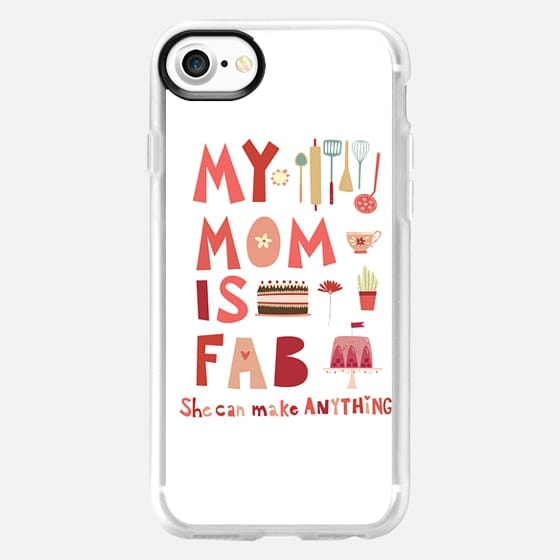 My Mom is Fab - Snap Case