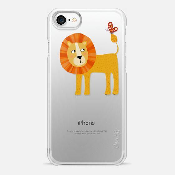 Lion - Snap Case