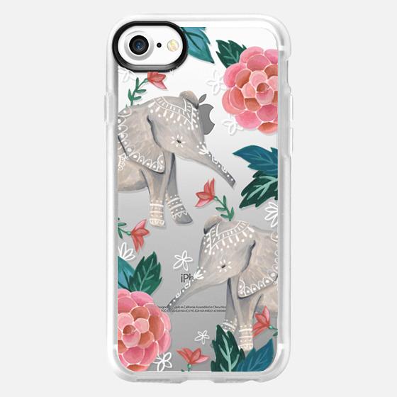 Animal Soul - Elephant - Wallet Case