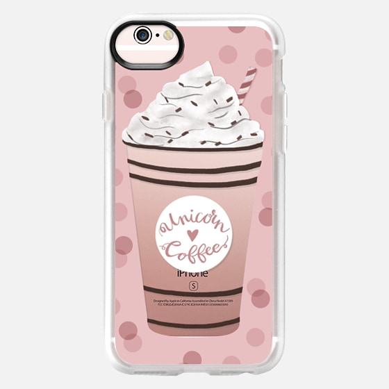 iPhone 6s Case - Unicorn Coffee