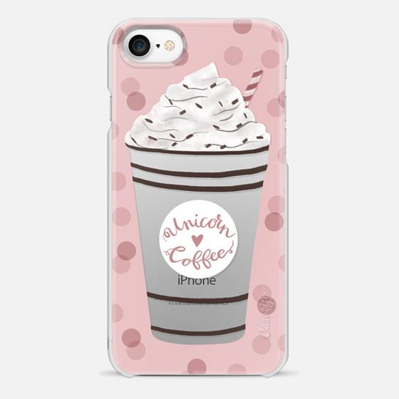 iPhone 7 Case - Unicorn Coffee