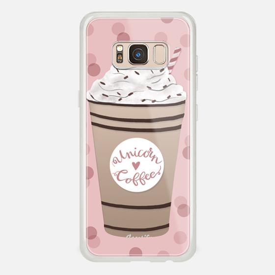 Galaxy S8 Case - Unicorn Coffee
