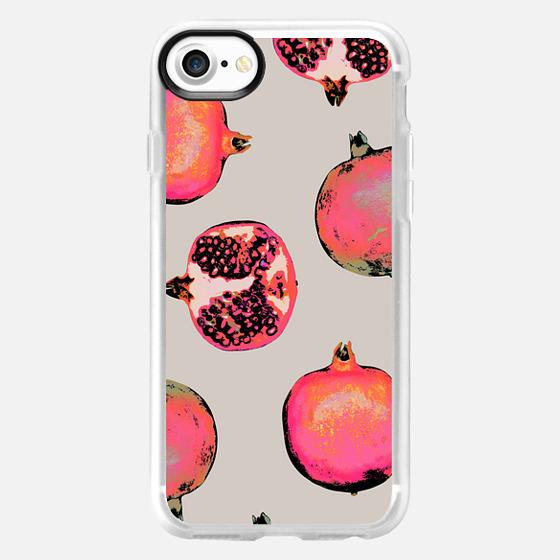 Pomegranate Pattern - Wallet Case