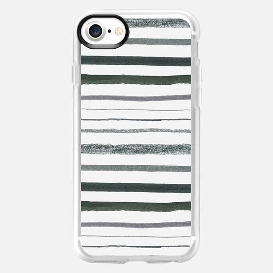 Stripes - Classic Grip Case