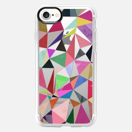 colour + pattern 18 - Classic Grip Case