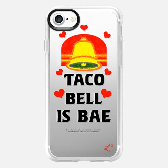 Taco Bell is BAE - Valentine's Day  - Wallet Case