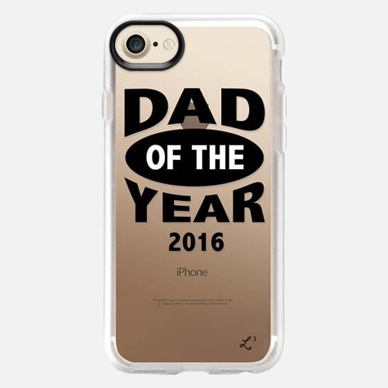 Dad of the Year - Happy Father's Day 2016 - Wallet Case