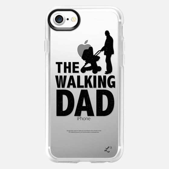 The Walking Dad - Happy Father's Day 2016 - Wallet Case